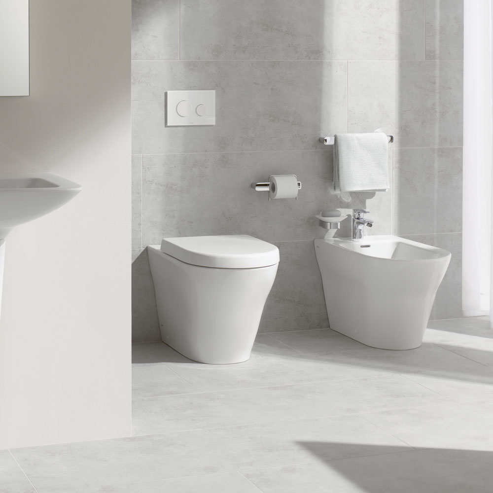 Toto Toilet Mh Back To Wall Cw163y Miljoe 1000×1000